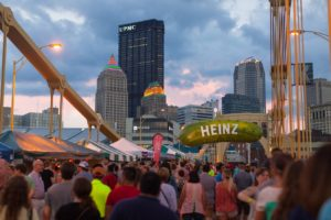 Photo of Picklesburgh in Downtown Pittsburgh