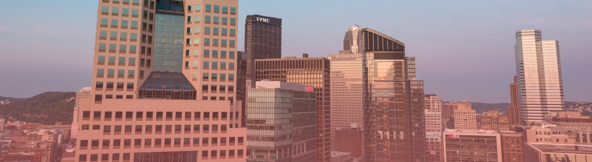 Valentine's Day in Downtown - Downtown Pittsburgh