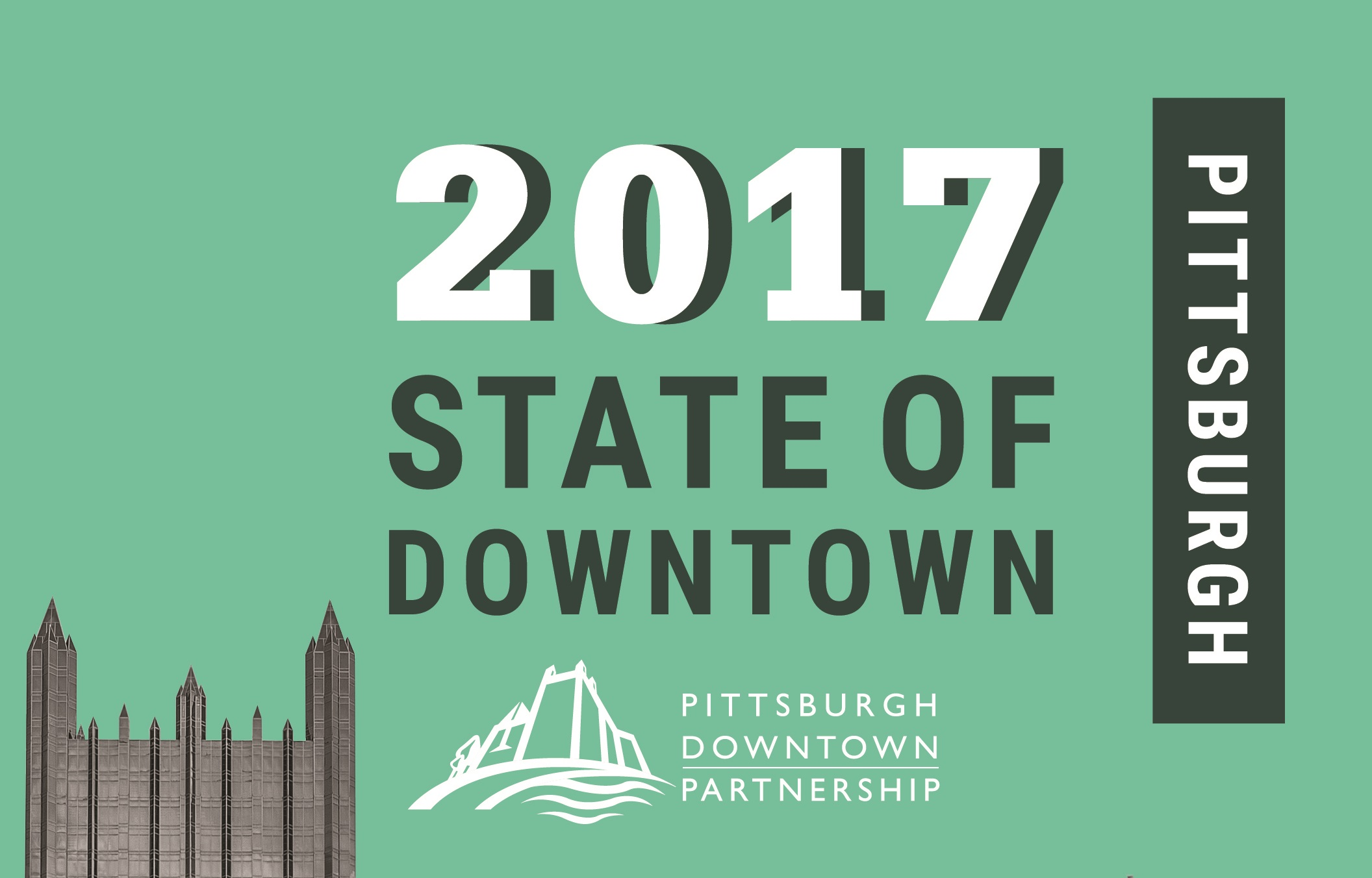 State of Downtown 2017 Cover Photo